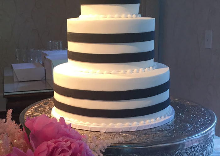 Striped Wedding