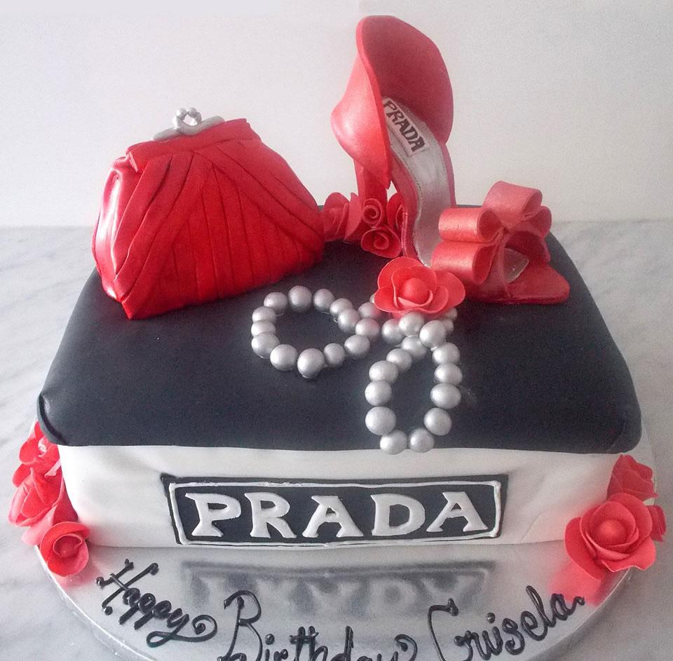 Prada Cake Mae S Bakery